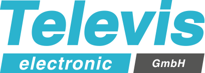 Televis electronic GmbH Grimma Logo